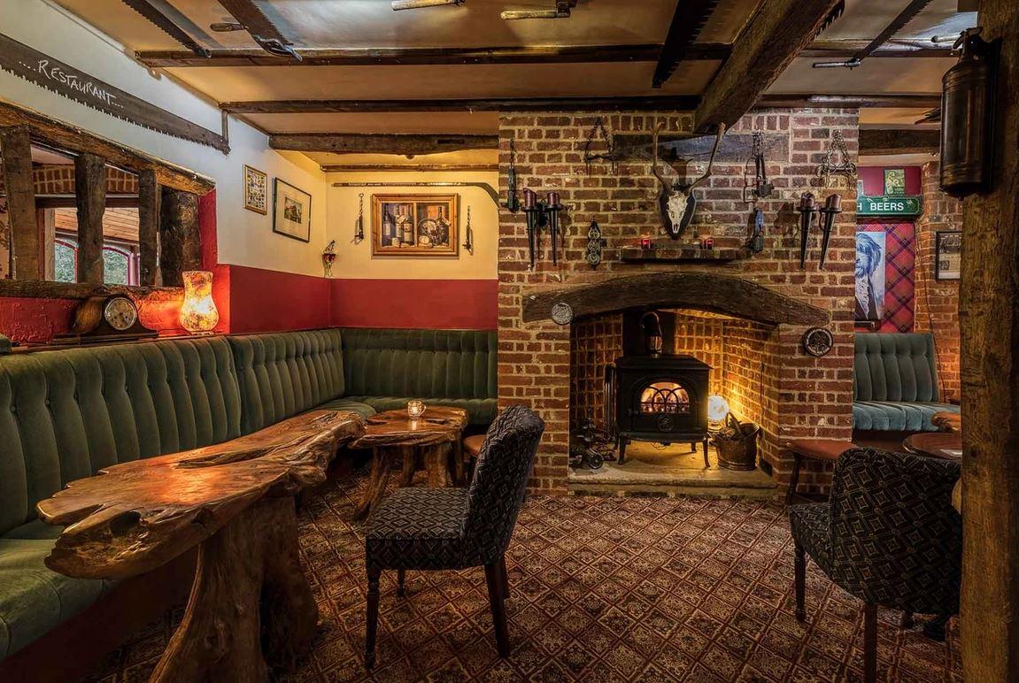 The Norfolk Lurcher Pub at Colton