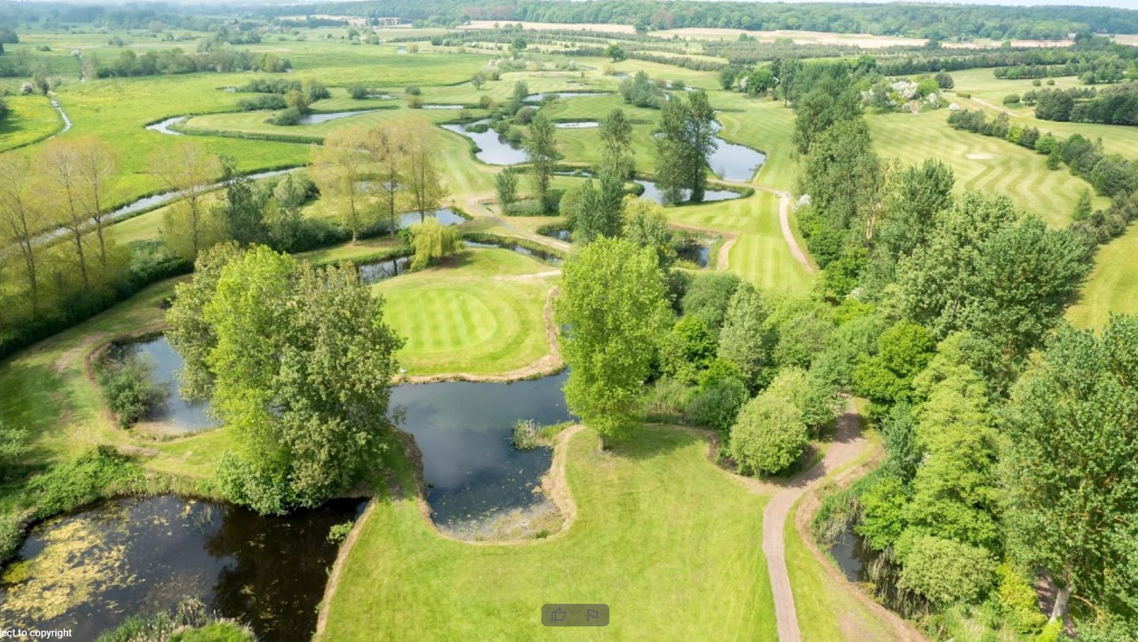 Wensum Valley Hotel Golf Swimming Pool Gym Restaurant